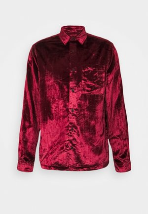 OXBLOOD - Formal shirt - red