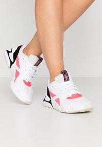 Puma - NOVA POP  - Trainers - white/bubblegum/ignite pink - 0