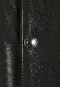 Belstaff - Leather jacket - black - 3