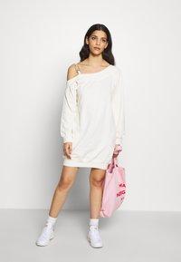 River Island Petite - Day dress - white - 1