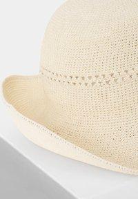 OYSHO - Hat - white - 6