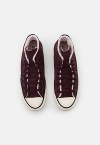 Converse - CHUCK TAYLOR ALL STAR  - Baskets montantes - black currant/silt red/egret - 5