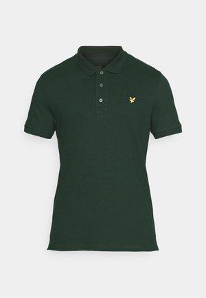 PLAIN  - Polo shirt - dark green