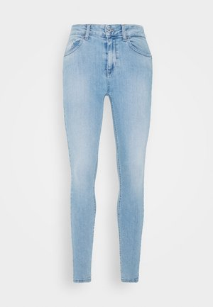 ECS UP DIVINE - Jeans Skinny Fit - denim blue rochel wash