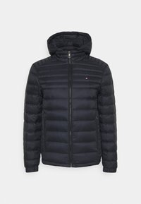 Tommy Hilfiger - PACKABLE HOODED JACKET - Down jacket - desert sky - 5