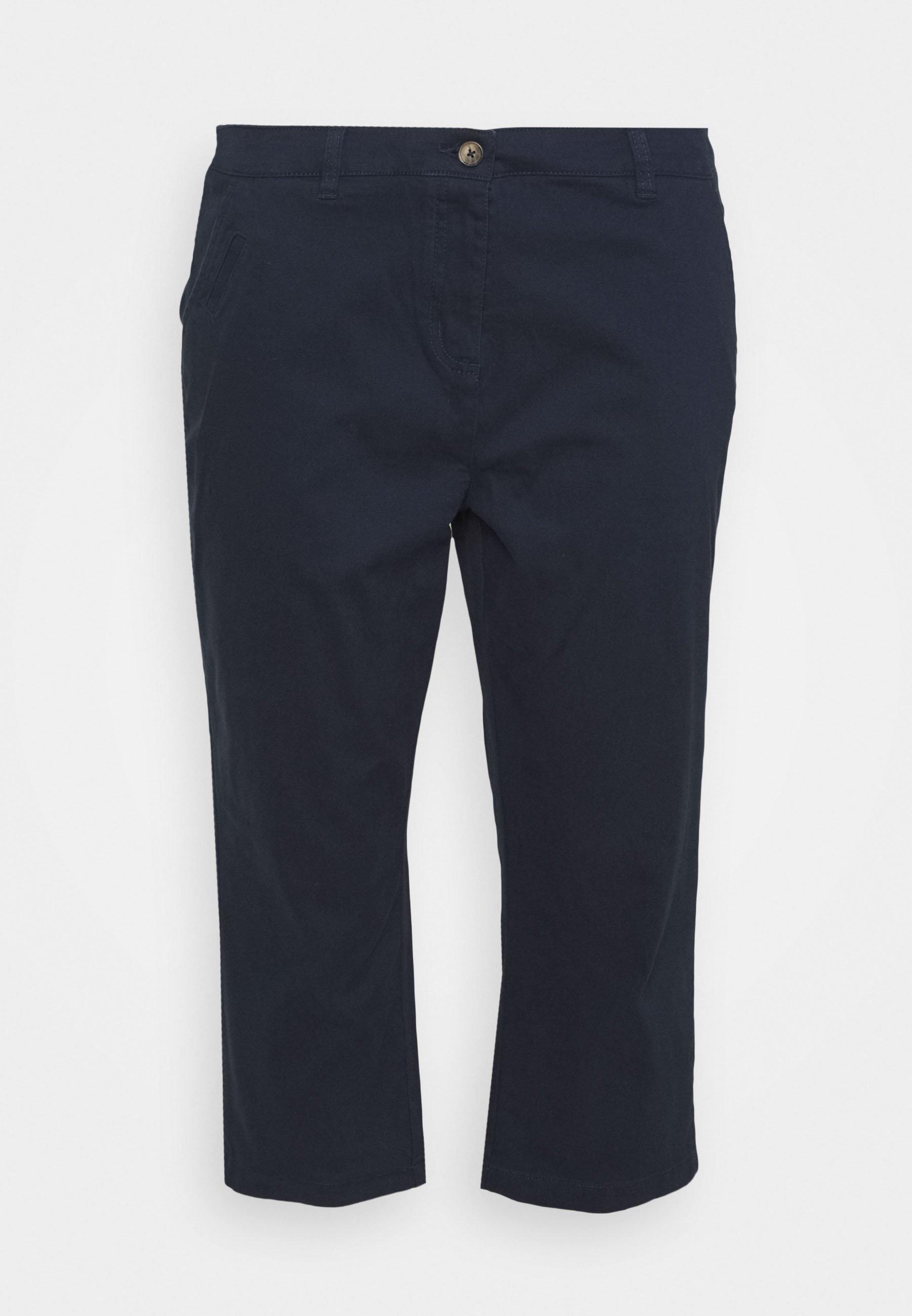 Women CROP CHINOS - Shorts