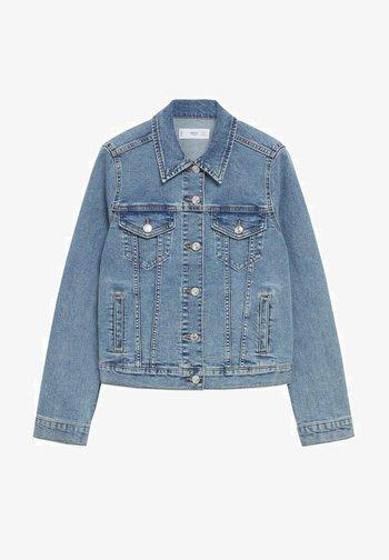 Denim jacket - mittelblau