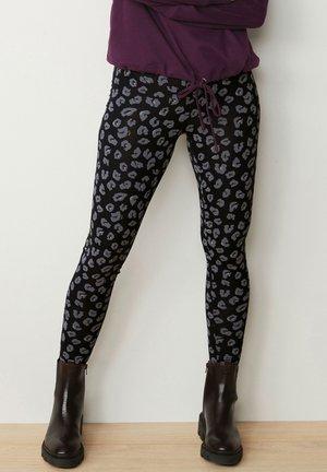 Leggings - Trousers - multi-coloured