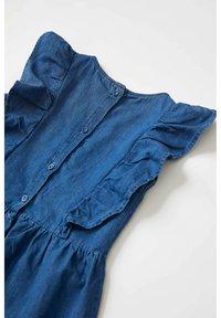 DeFacto - Denim dress - blue - 4