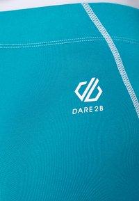 Dare 2B - HABIT SHORT - Tights - turquoise - 5