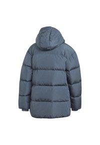 adidas Originals - WINTER REGULAR JACKET - Down jacket - legacy blue - 10