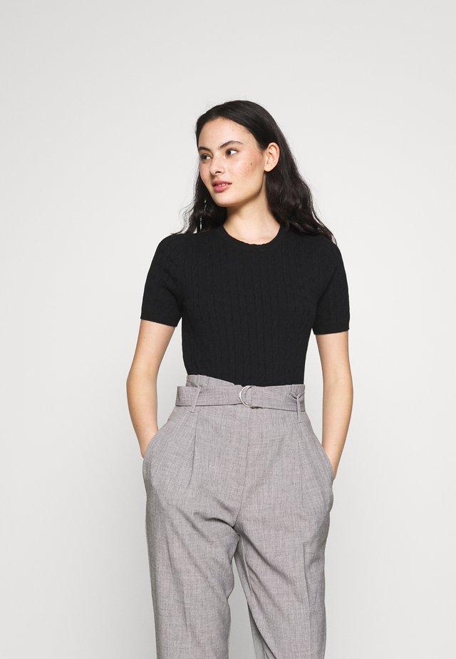 ABILENE - T-shirts med print - black