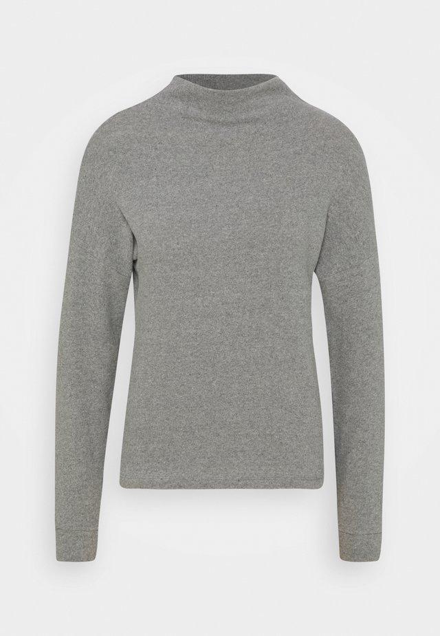 NUOVA - Stickad tröja - grey