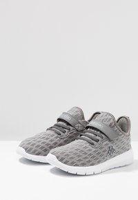Kappa - GIZEH - Sports shoes - grey/light grey - 3