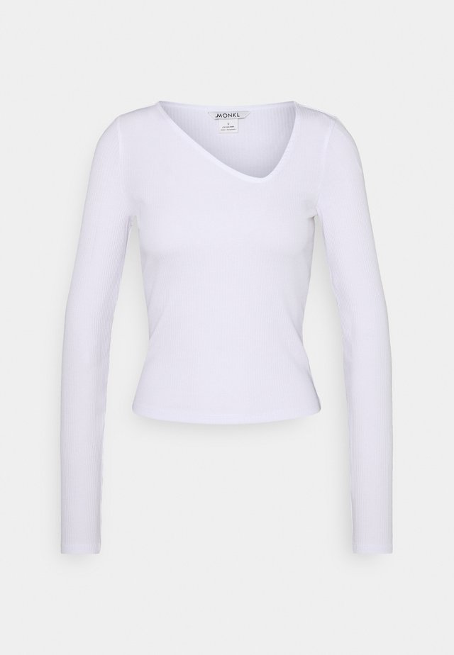 DAISY  - Long sleeved top - white light