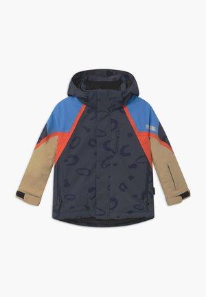 BALOO UNISEX - Winter jacket - mood indigo/multicolor