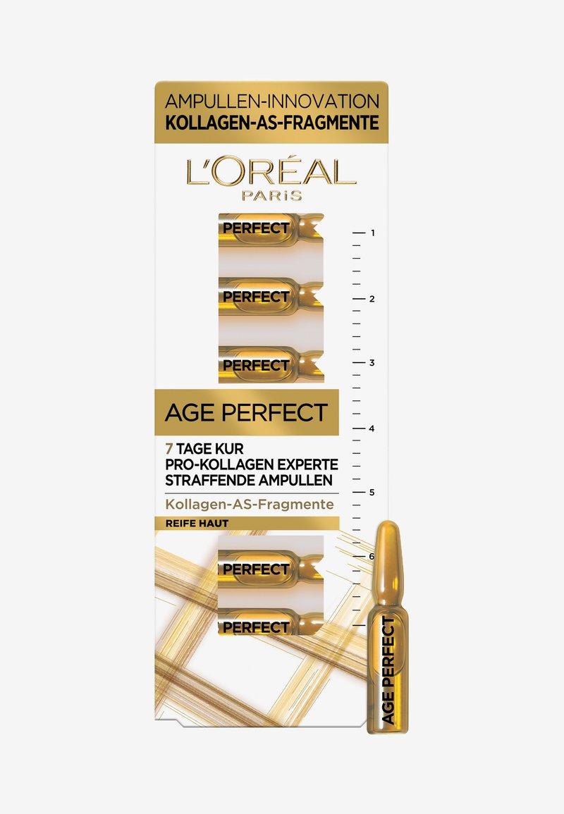 L'Oréal Paris - AGE PERFECT SERUM AMPULLES 7 DAYS - Skincare set - -