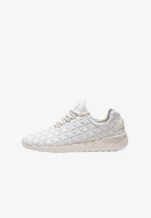 Sneakers laag - white tan