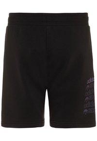 adidas Originals - LOGO - Pantalon de survêtement - black/royal blue - 1