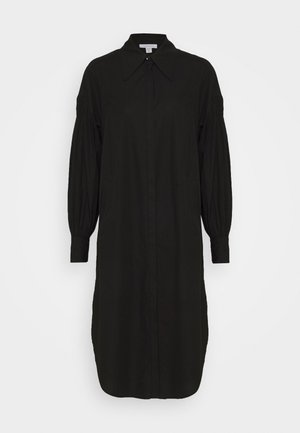 OVERSIZED POP - Robe chemise - black