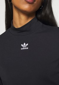 adidas Originals - T-shirt à manches longues - black
