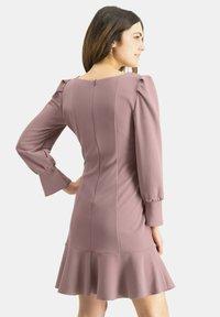 Nicowa - BELLANO - Day dress - rosa - 2
