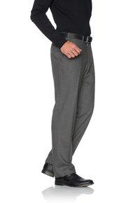 BRAX - STYLE JAN 317 - Trousers - grey - 2
