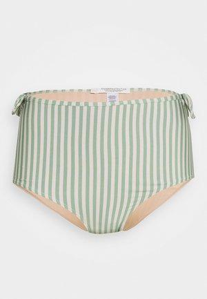 MANON HIPSTERS - Bikini bottoms - mint