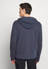 James Perse - VINTAGE HOODIE - Sweater met rits - deep - 2