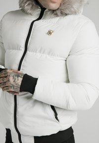 SIKSILK - RIP STOP DISTANCE  - Giacca invernale - white - 4