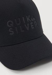 Quiksilver - SANDY WASH - Caps - black - 3