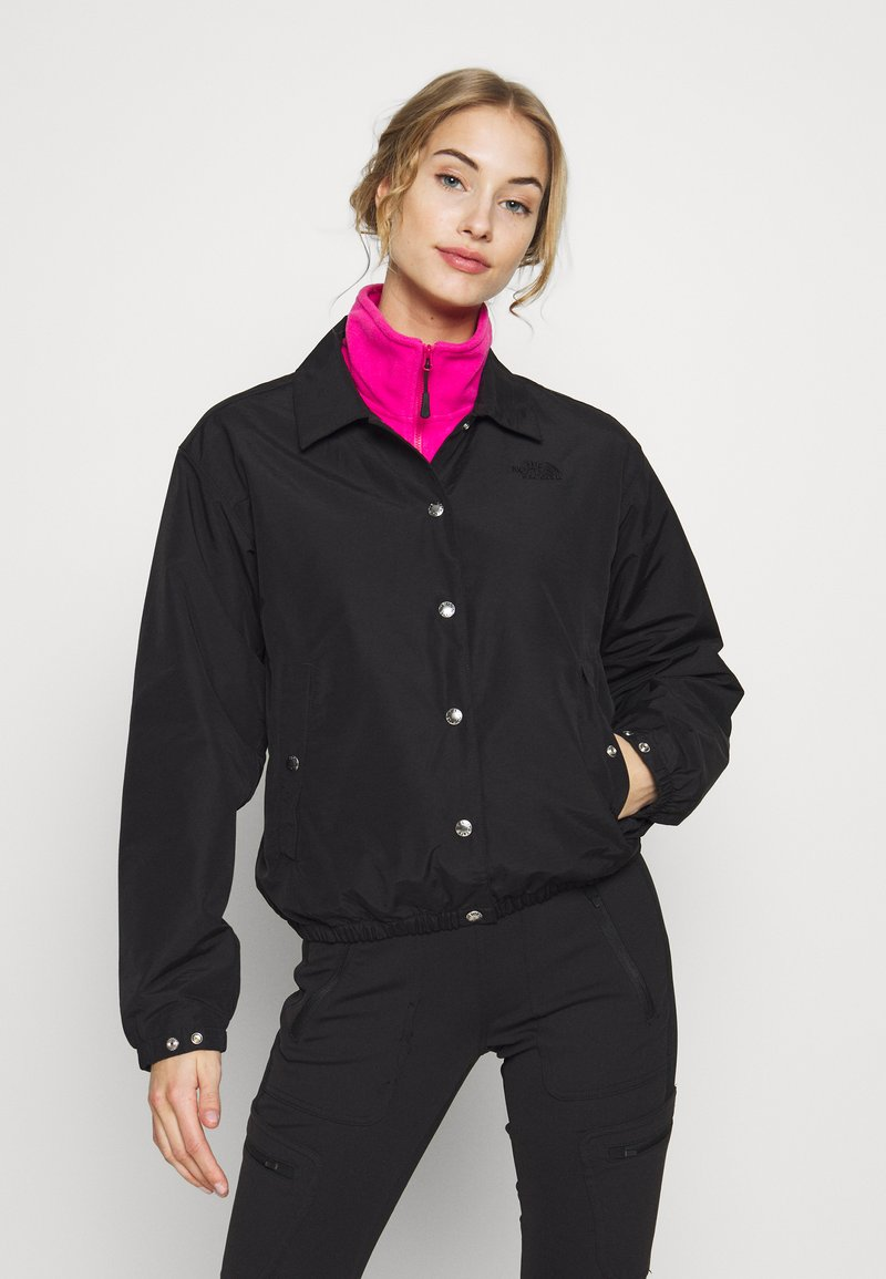 The North Face - WOMEN'S COACH JACKET - Outdoor jacket - black