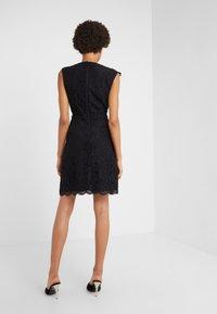 Pinko - NINNARE ABITO - Cocktail dress / Party dress - nero bianco - 2
