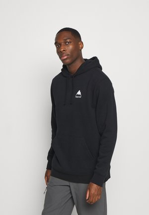 MOUNTAIN TRUE - Hoodie - black