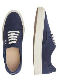 M. Moustache - ALEXANDRE - Sneakers laag - navy blue - 2