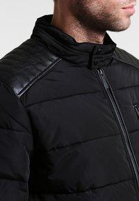 HARRINGTON - BIKER - Winter jacket - noir - 3