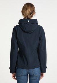 DreiMaster - Waterproof jacket - nachtblau - 2
