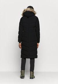 Icepeak - BRILON - Winter coat - black - 2