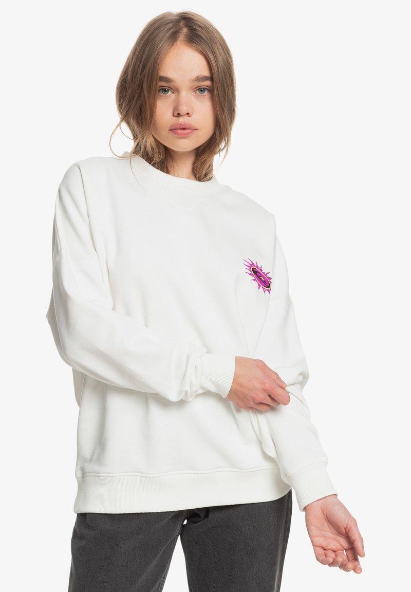 Quiksilver - Sweatshirt - white