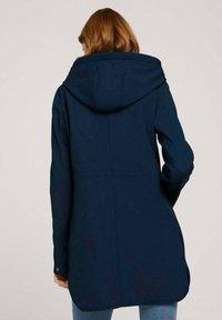 TOM TAILOR - CASUAL  - Soft shell jacket - sky captain blue - 2