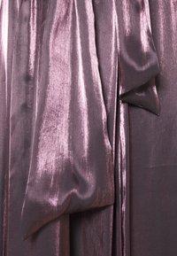 Love Copenhagen - LONG DRESS - Occasion wear - shadow purple - 2