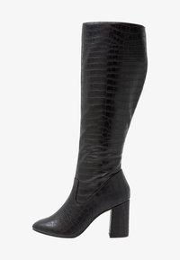 New Look - CARE - Stivali alti - black - 1