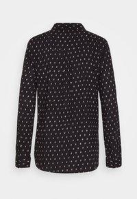 ICHI - VERA - Button-down blouse - black - 1