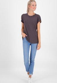 alife & kickin - MIMMY B  - Print T-shirt - charcoal - 1