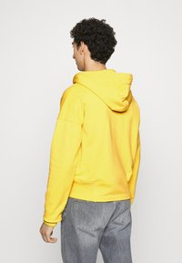 Just Cavalli - FELPA CON ZIP - Zip-up hoodie - vibrant yellow - 2