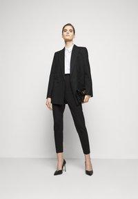LIU JO - CAMICIA - Button-down blouse - bianco ottico - 1