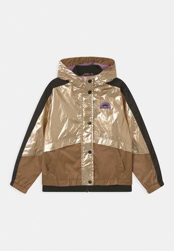 LIGHTWEIGHT TECHNICAL COLOUR BLOCK - Light jacket - multi-coloured