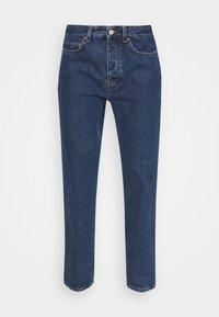 PEARL  - Straight leg jeans - stone blue