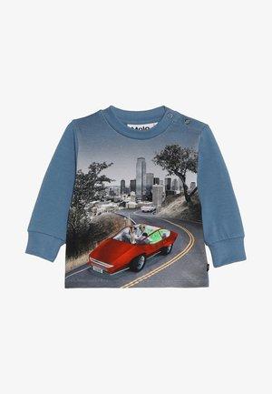 ELOY - Camiseta de manga larga - blue
