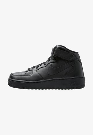 AIR FORCE 1 MID '07 - Sneakersy wysokie - black